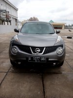 Jual Nissan Juke cvt rx 1.5 2012 grey
