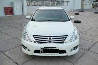 Teanna: 2012 Nissan Teana XV  sunroof Terawat putih Jarang Ada dp 63jt