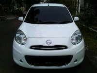 Nissan March 1.2cc Automatic Th.2012