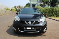 Jual Nissan March Manual Hitam 2014