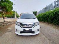Jual Nissan: Serena HWS AT Putih 2014