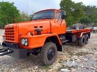 Jual LOGGING Truck TZA520: Mobil LOGGING Nissan Diesel TZA520