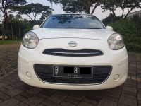 Jual Nissan: March 1.2 AT Putih 2011