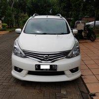 Jual Nissan Grand Livina HWS 2013 Automatic CVT FACELIFT ISTIMEWA