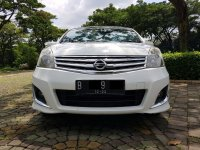 Jual Nissan: Grand Livina 1.5 XV AT Putih 2012