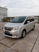 Jual Nissan serena all new sliding door matic 2014 silver