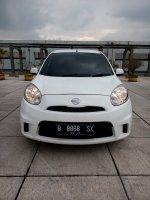 Jual Nissan march 1.2 xs sport verson matic 2012 putih