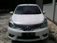 Jual Nissan New Grand Livina 1.5cc Xtronic CVT Automatic  Th.2013