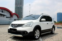 Jual Grand Livina: Nissan Xgear AT Putih 2013