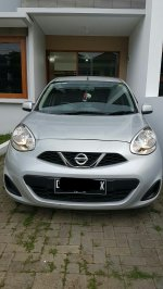 Jual nissan march 2014 1.2 MT