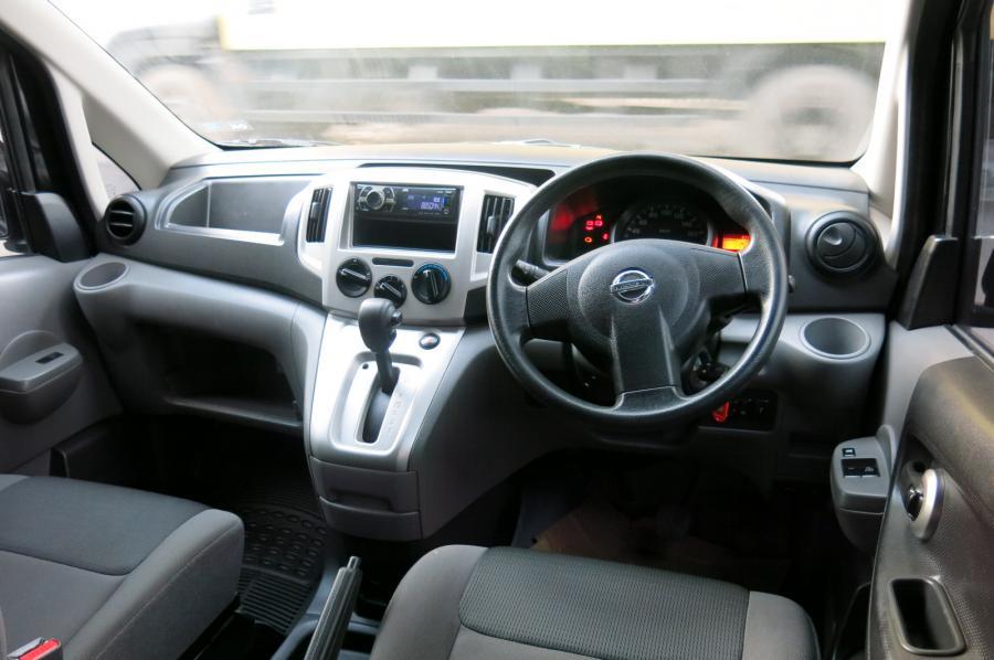 Nissan Evalia Automatic 2012 - MobilBekas.com