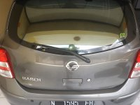 Jual nissan march matic 2013 malang