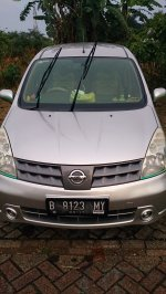 Jual Nissan grand livina xv matic 2007