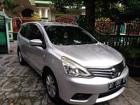 Nissan: All New Grand Livina 1.5 XV Silver Metalik 2014/2015