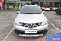 Jual NAG - NISSAN LIVINA 1.5 X GEAR MT MANUAL 2014 SILVER
