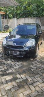Jual Nissan march 2013 nik 2012 ciamik