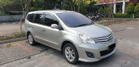 Jual Nissan Grand Livina 1.5 AT Ultimate 2012 Silver