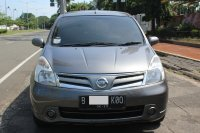 NISSAN GRAND LIVINA SV MANUAL 2013 GREY METALIC