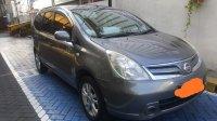 Jual Nissan: Grand Livina SV 2012 Matic Grey ex Cewek