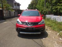 Jual Nissan new livina x gear 2013 manual merah