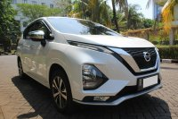 Jual NISSAN LIVINA VL AT PUTIH 2019 - LIKE NEW