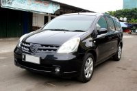 Jual NISSAN GRAND LIVINA XV MT AT HITAM 2010