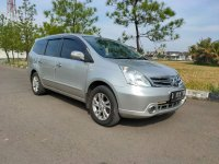 Jual Nissan Grand Livina 1.5 Ultimate A/T 2012 Silver
