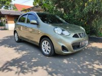 Jual Nissan March 1.2L A/T 2013 Green Dove
