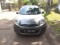 Jual Cash/kredit Nissan March manual 2013 mulus