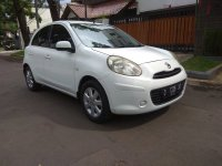 Jual Nissan march 2011 matic