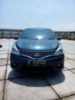 Jual Nissan grand livina 1.5 xv matic 2014 grey