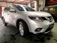 Jual X-Trail: Nissan XTrail 2.0 AT 2016 Silver