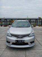 Jual Nissan all new grand livina 1.5 xv hws km 10 rban silver