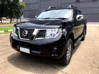 Jual NISSAN NAVARA DOUBLE CABIN AT HITAM 2013