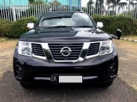 Jual NISSAN NAVARA DOUBLE CABIN AT 2013 HITAM