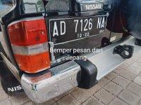 Nissan Patrol Short 3 Doors Y60 Manual Bensin 4X4 eks KTT (202803770_852495639023364_3503585203470271996_n.jpg)