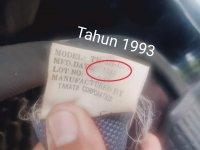 Nissan Patrol Short 3 Doors Y60 Manual Bensin 4X4 eks KTT (202790235_852501235689471_1186490678214815076_n.jpg)