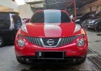 Jual Nissan Juke RX AT 2013 Red Edition DP Minim