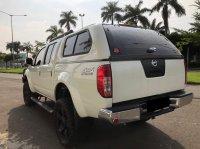 Nissan Frontier: NAVARA DOUBLE CABIN AT PUTIH 2014