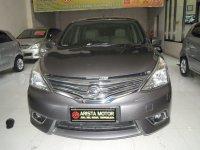Nissan: Grand Livina XV'14 MT Grey Pjk Sept'17 Warna Favorit Mobil Terawat K