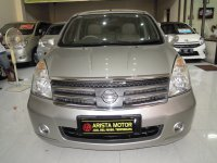 Jual Nissan: Grand livina Ultimate'11 AT SIlver Pjk Februari'17 L.DVD Mobil Teraw