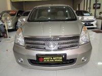 Nissan: Grand livina Ultimate'11 AT SIlver Pjk Februari'17 L.DVD Mobil Teraw