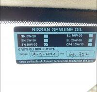NISSAN GRAND LIVINA SV 2013/2014 AUTOMATIC (D46881DD-BCBA-4E7F-87ED-3E8BAC99B462.jpeg)
