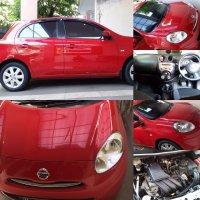 Dijual Nissan March 2011 A/T Istimewa