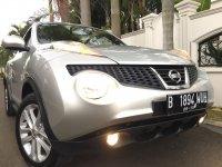 Jual Nissan Juke RX 2011 AT Silver