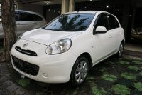 Nissan March Automatic 2012