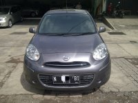 Jual Nissan March 1.2 M/T 2013