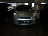 Nissan March SX tahun 2011 matic