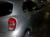 Nissan March SX tahun 2011 matic (P1020724.JPG)
