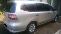 Jual Nissan New Grand Livina SV 1.5, A/T, 2014, Silver